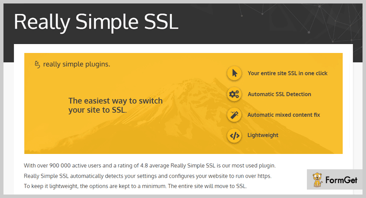 Really Simple SSL HTTPS WordPress Plugin