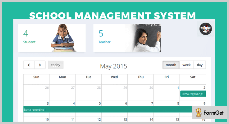 School Management System WordPress Attendance Plugins