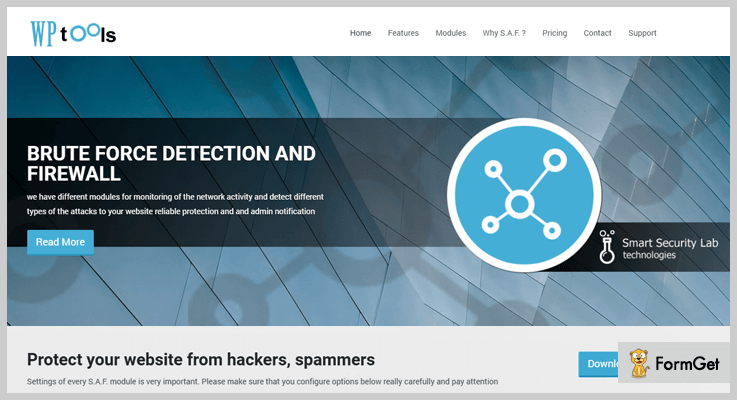 Security Antivirus WordPress Firewall Plugin