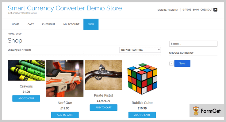 Smart Currency Converte rWordPress Plugins
