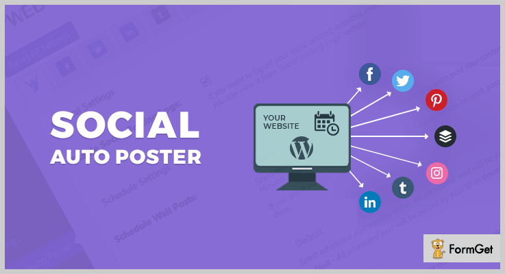 Social Auto Poster WordPress Tumblr Plugins
