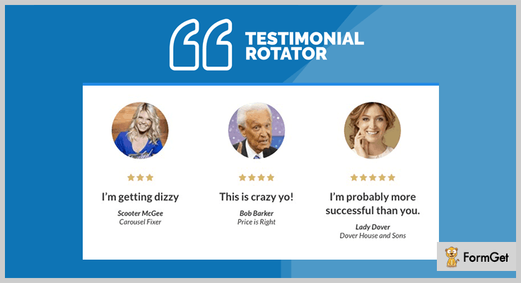 Testimonial Rotator WordPress Plugin