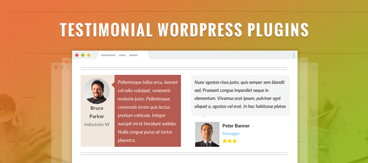 Testimonial WordPress Plugins