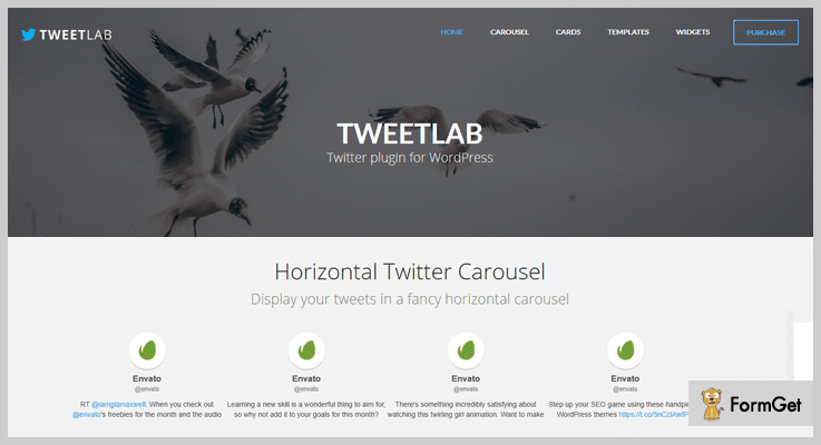 Tweetlab Twitter WordPress Plugins