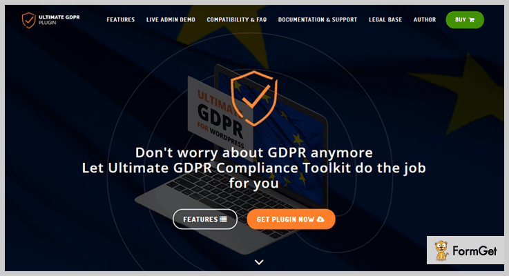 Ultimate GDPR Compliance WordPress Plugin