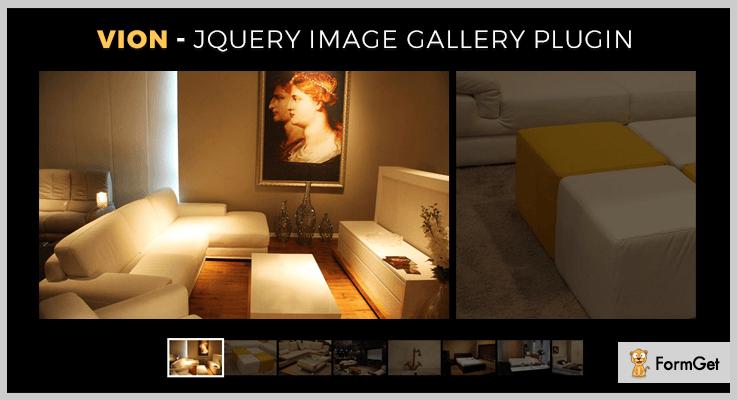 VION Gallery jQuery Plugin
