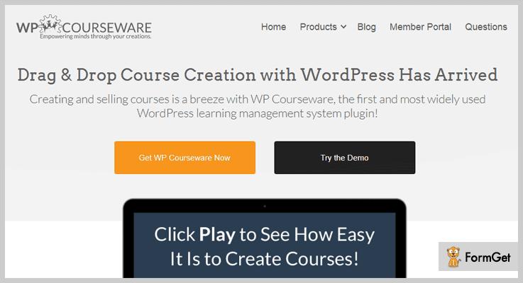 WP Courseware WordPress E-learning Plugin