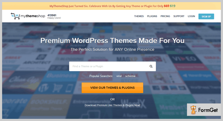 WP Notification Bars WordPress Plugin