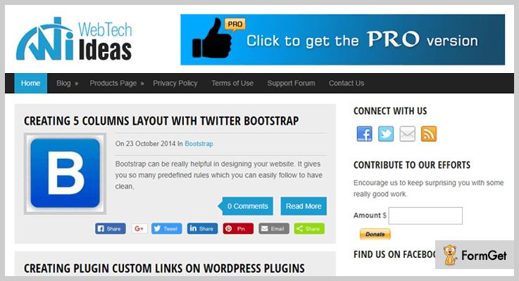 WTI Like Post Thumbs Up WordPress Plugins