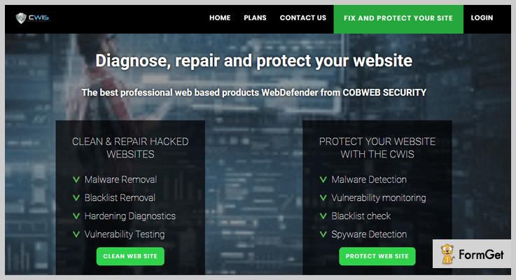 WebDefender WordPress Antivirus Plugin