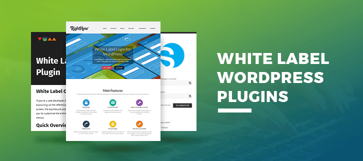 White Label WordPress Plugins