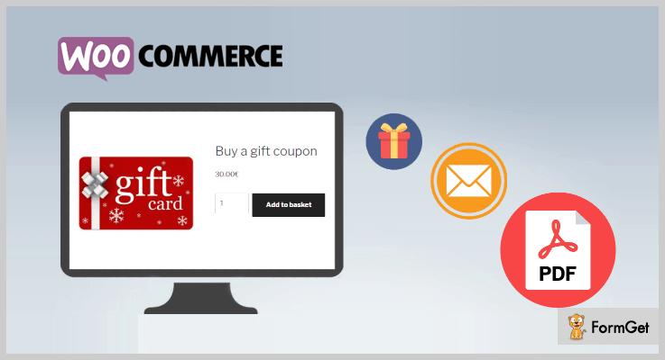 WooCommerce Gift WordPress Coupon Plugin