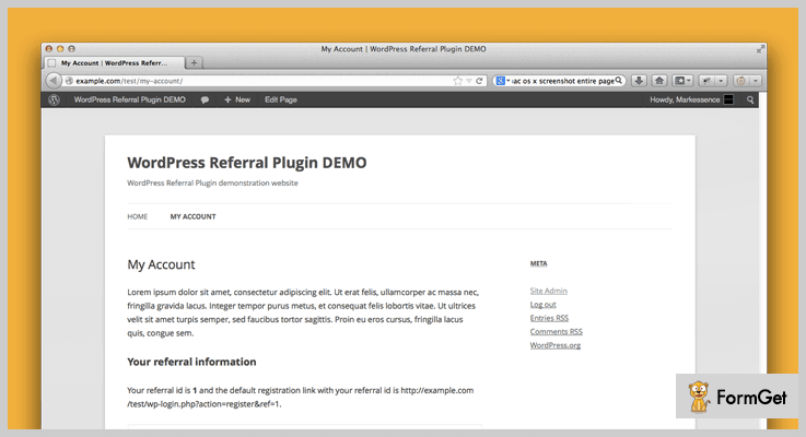 WordPress Affiliate & Referral Plugin