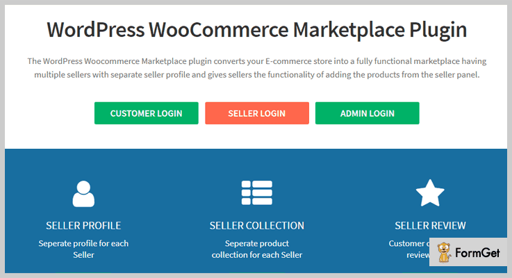 WordPress WooCommerce Multi Vendor Marketplace Plugin