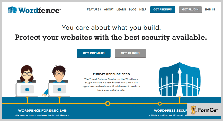 Wordfence WordPress Antivirus Plugin