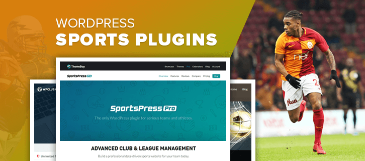 WordPress Sports Plugins