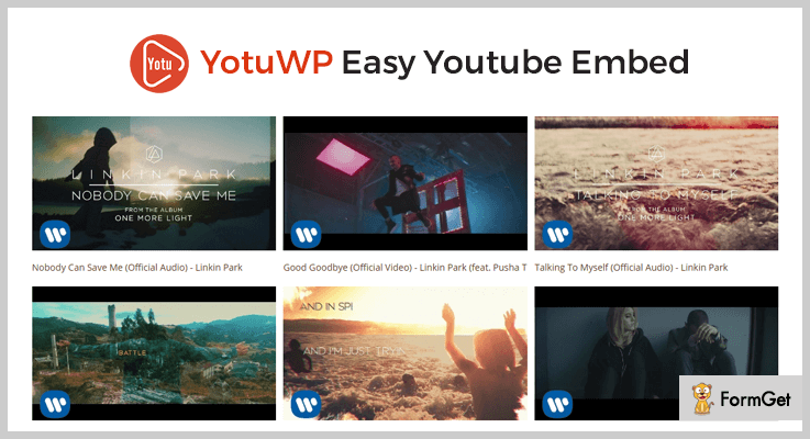 YotuWP WordPress Playlist Plugins