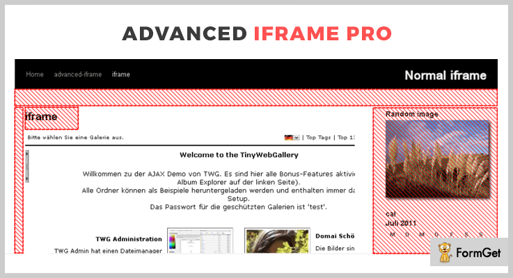 Advanced iframe Pro WordPress iframe Plugin