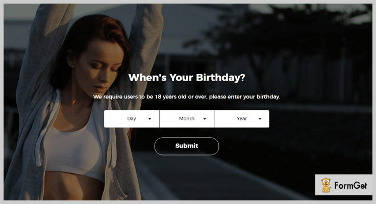Age Checker Age Verification WordPress Plugin