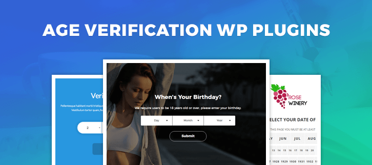 Age Verification WordPress Plugins