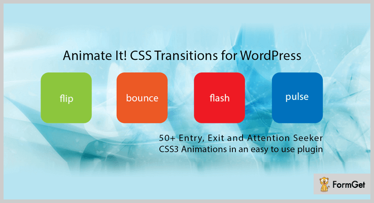 Animate It WordPress Text Effects Plugin