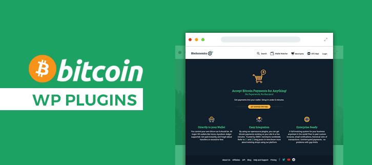 Bitcoin WordPress Plugins