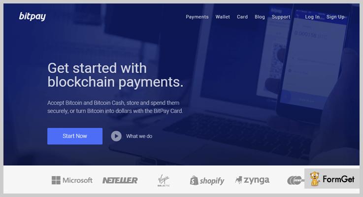 BitPay Bitcoin WordPress Plugin