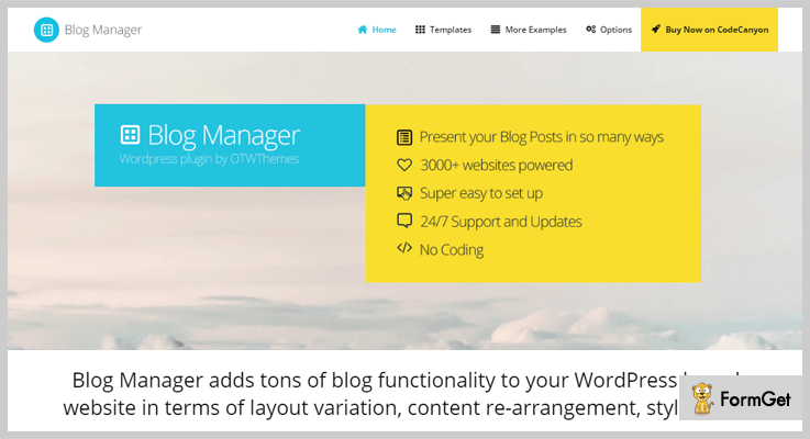 WordPress Plugin For Blogs