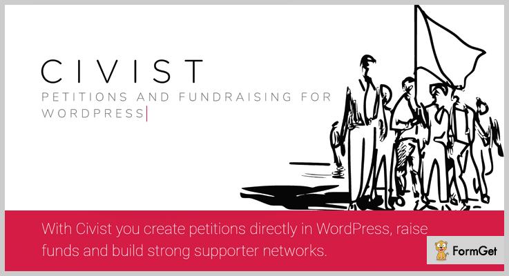 Civist WordPress Petition Plugin