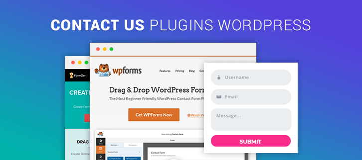 Contact Us Plugins WordPress