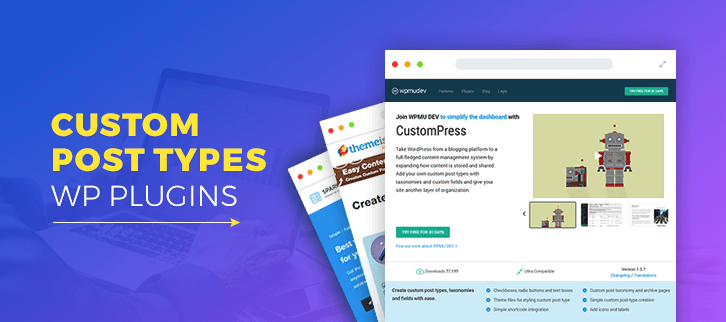 Custom Post Types WordPress Plugins