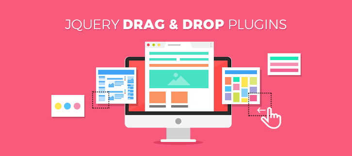 jQuery Drag And Drop Plugins