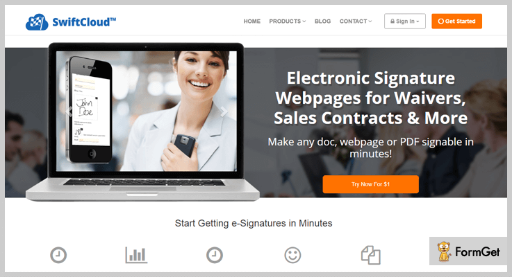 Electronic Signature WordPress E-Signature Plugins