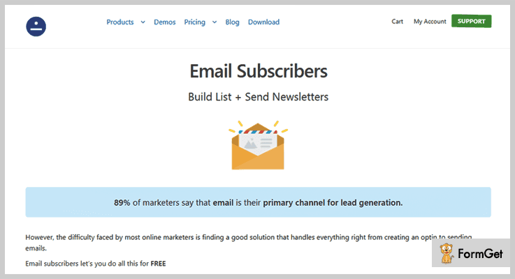 Email Subscribers & Newsletters Mailing List WordPress Plugin