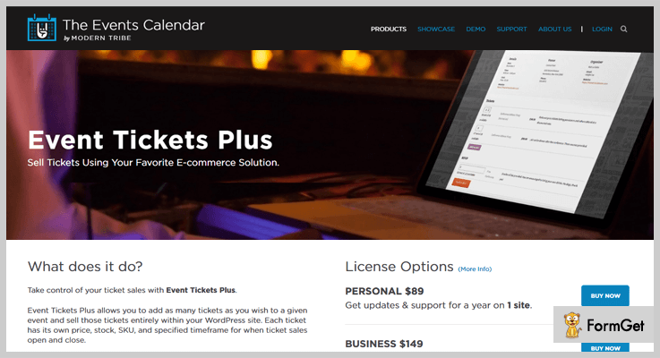 Event Tickets WordPress e-Ticket Plugin