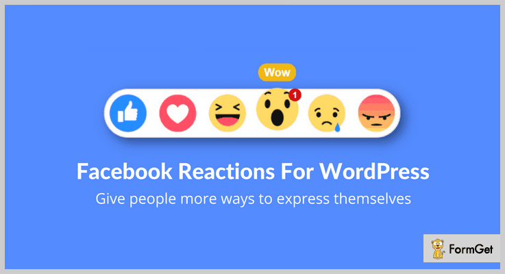 Facebook Reactions Facebook Like WordPress Plugin