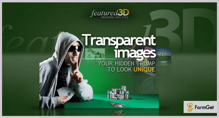Featured 3D Slider 3D Slider jQuery Plugin