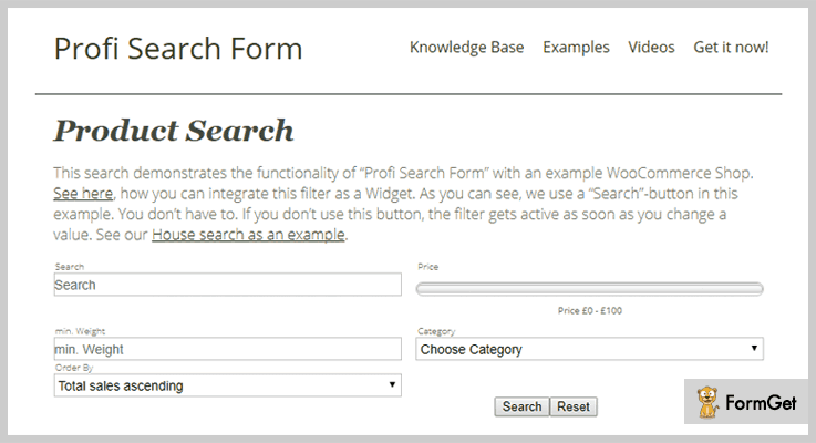 Filter Custom Fields Custom Field WordPress Plugin