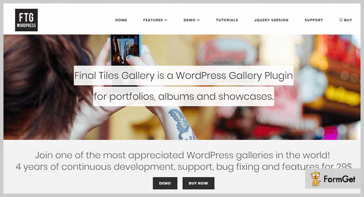 Final Tiles Gallery Tiles WordPress Plugin