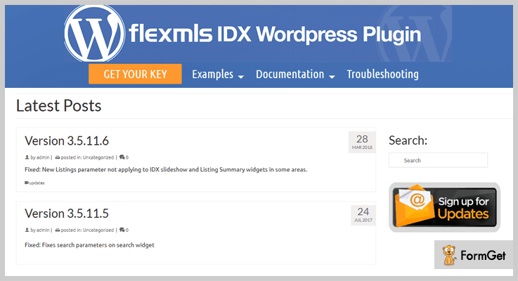 FlexMLS MLS WordPress Plugin