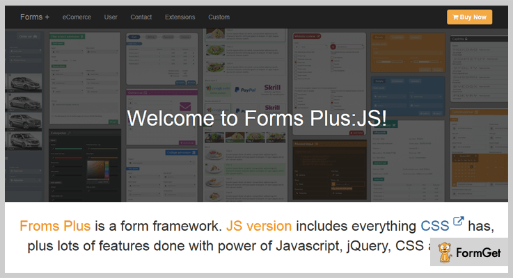 Forms Plus: JS jQuery Color Picker Plugin