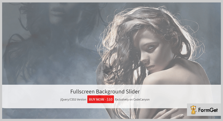 Fullscreen Background Slider Fullscreen Slideshow jQuery Plugin