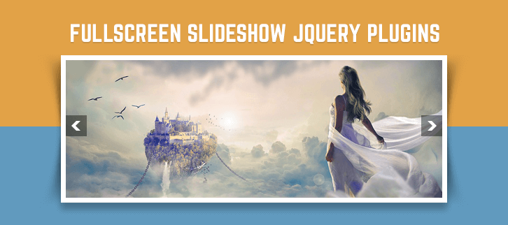 Fullscreen Slideshow jQuery Plugins