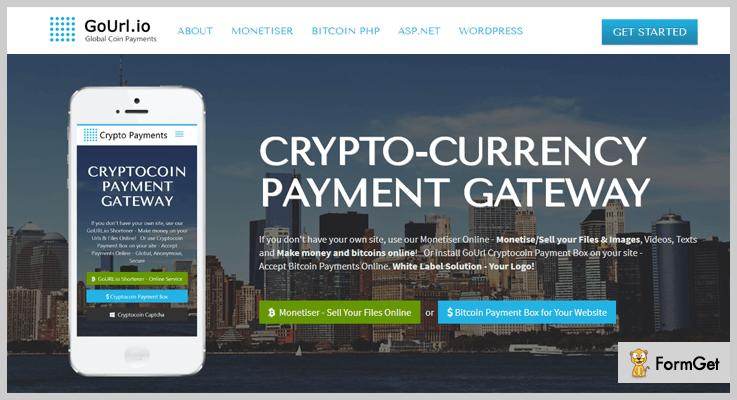 GoUrl Bitcoin WordPress Plugin