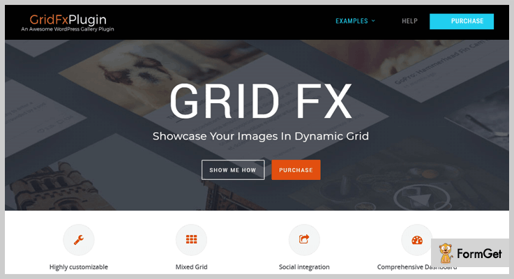 Grid FX WordPress Grid Plugin