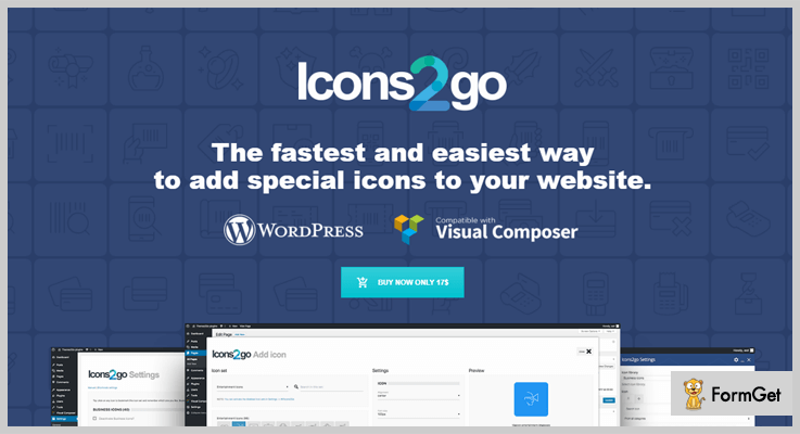 Icons2go Icon Font Icons WordPress Plugin
