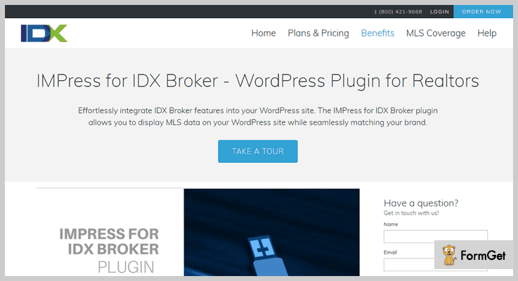 IDX Broker WordPress Plugin