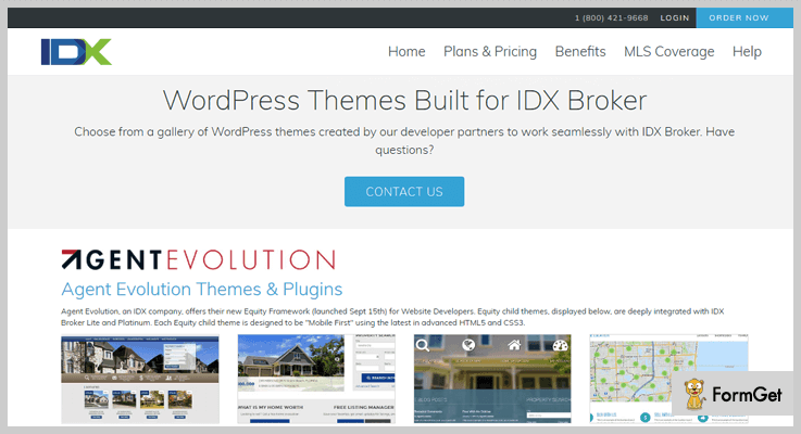 IMPress MLS WordPress Plugin