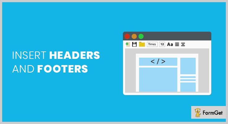Header WordPress Plugin