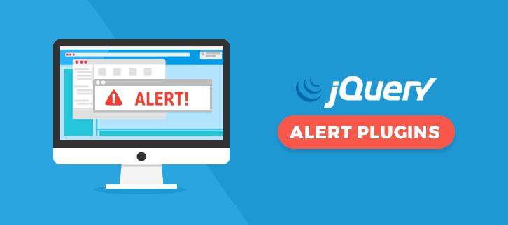 jQuery Alert Plugins